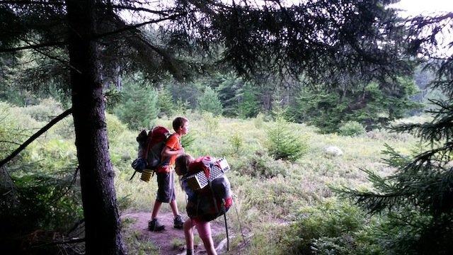Kurt's Hikes: August 2014