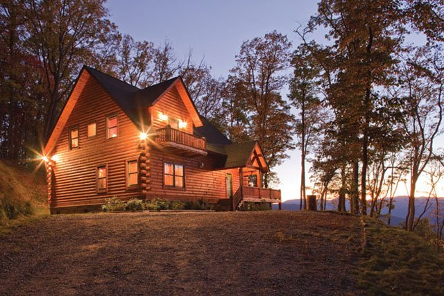 Exceptionnel Log Home