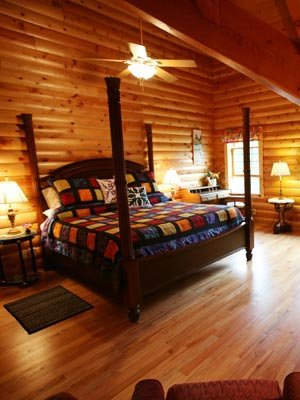 Glade Valley B&B Guest Rooms