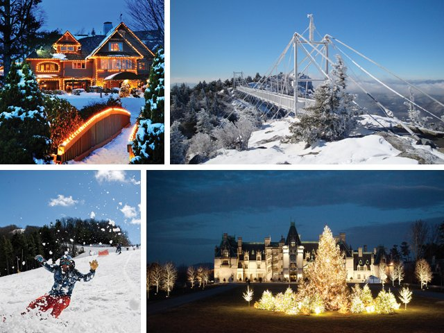 Winter Getaways: Where to Cut, Ski, Hike, See the Lights and More