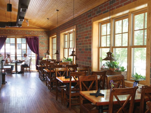 The Sweet Onion Dining Room