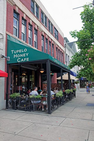 Tupele Honey Exterior
