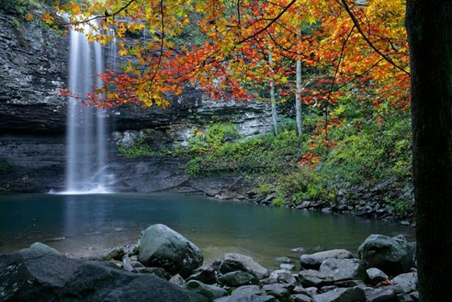 Fall By The Water Blueridgecountry Com