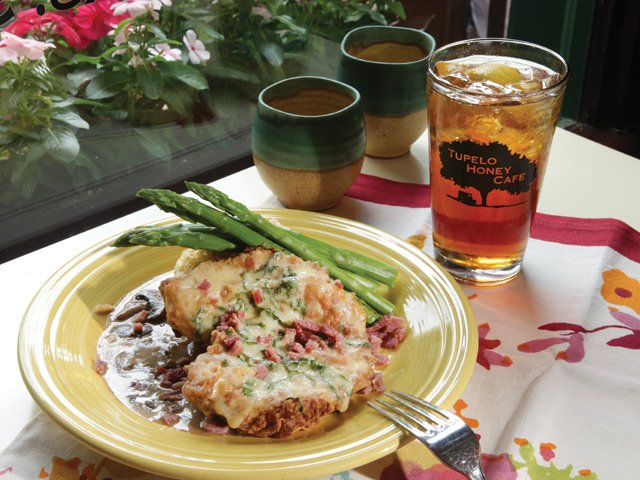 Tupelo Honey Saltimbocca