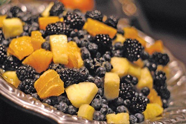 Berry dish