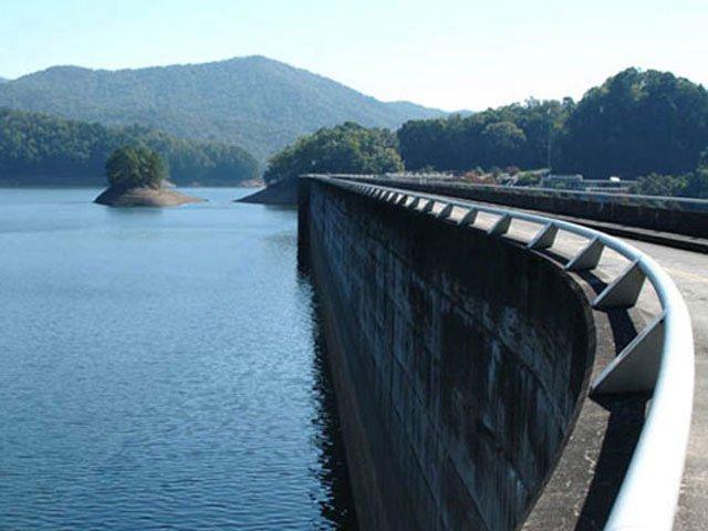 Fontana Reservoir