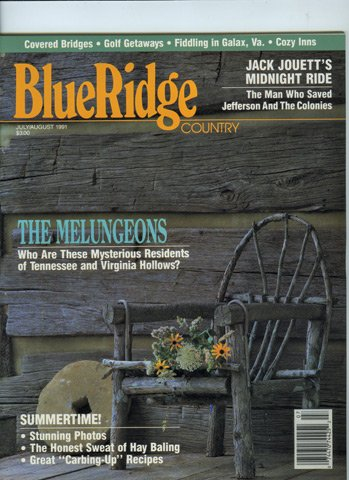 1991 Blue Ridge Country
