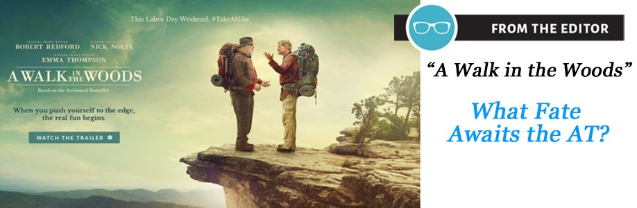 A Walk in the Woods: Homepage Banner