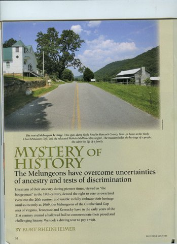2006 Blue Ridge Country