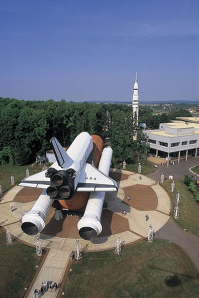 U.S. Space and Rocket Center.