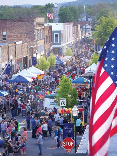 Annual Taste of Toccoa