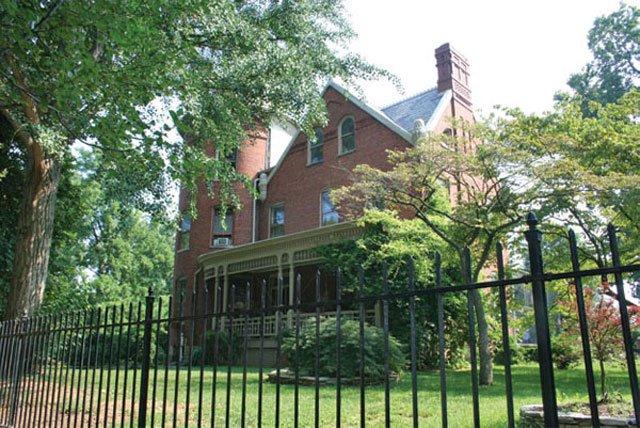 Gibson-Todd House