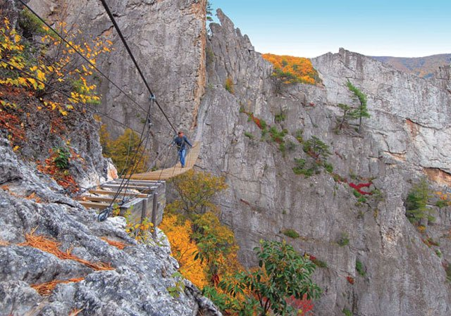 Nelson Rocks Preserve