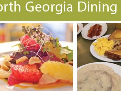 North Georgia Dining banner