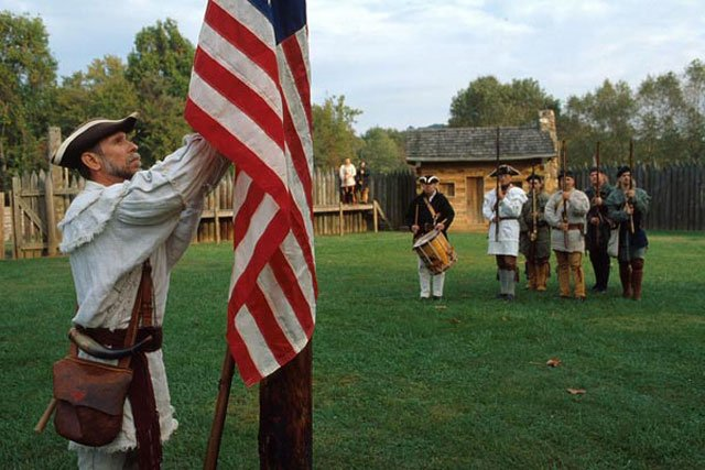 Sycamore Shoals State Historic Area and Park