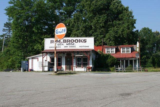 R.M. Brooks Store