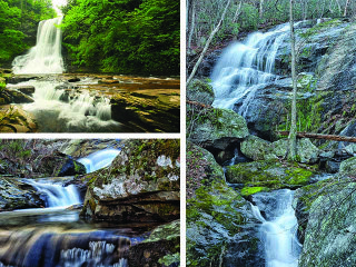 Top VA Waterfalls