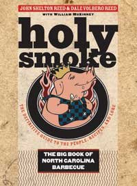 Holy Smoke Cookbook