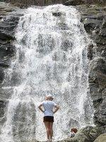 White Oak Canyon Falls