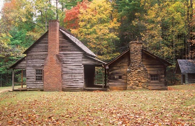 Cades Cove Homestead