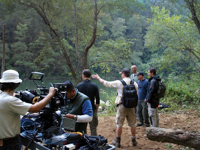 Gauley River Film Spot