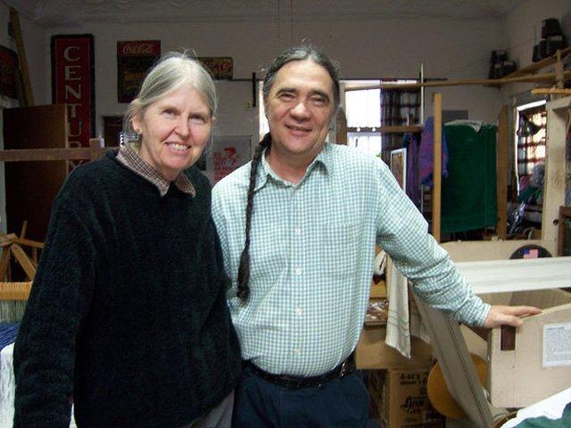 Mary Elizabeth and Neil Colmer