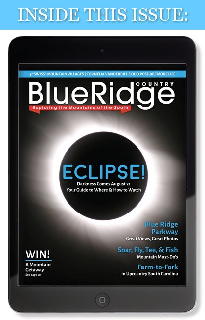 Click to view the table of contents for our current issue!