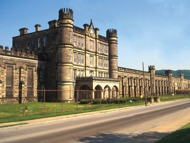 Moundsville Penitentiary