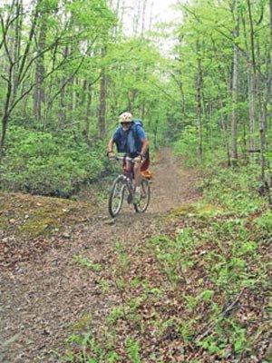 Josh Shaffer's Bike Ride