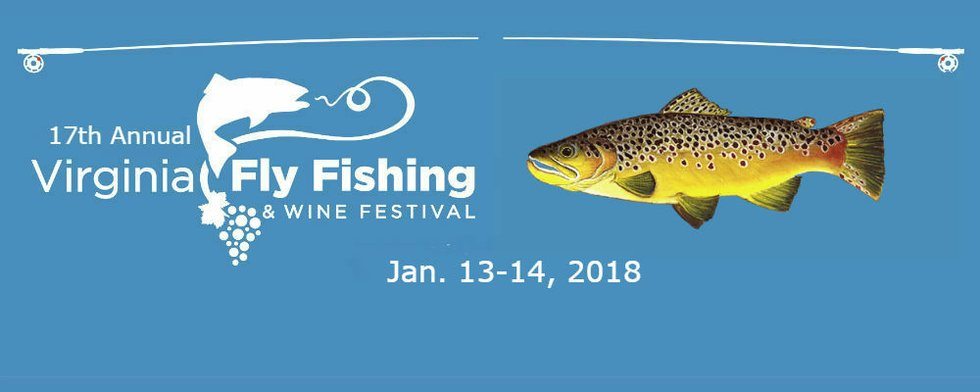 Free Ticket Giveaway: Virginia Fly Fishing & Wine Festival ...
