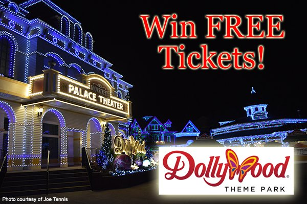 Free Ticket Giveaway: Dollywood - Blue Ridge Country