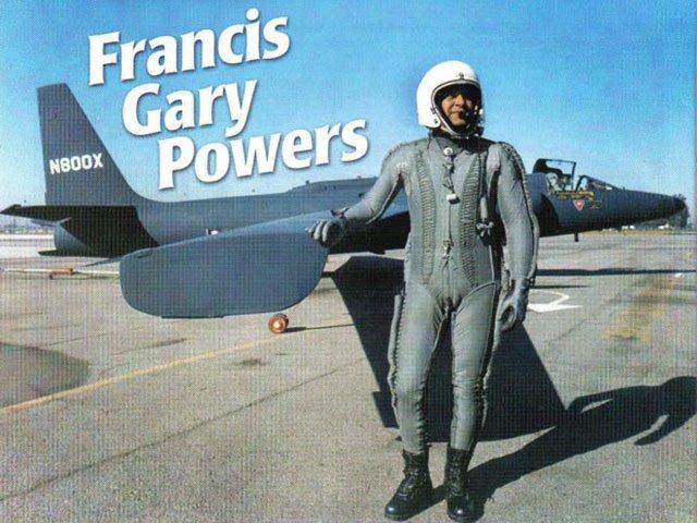 Gary Powers Aircraft