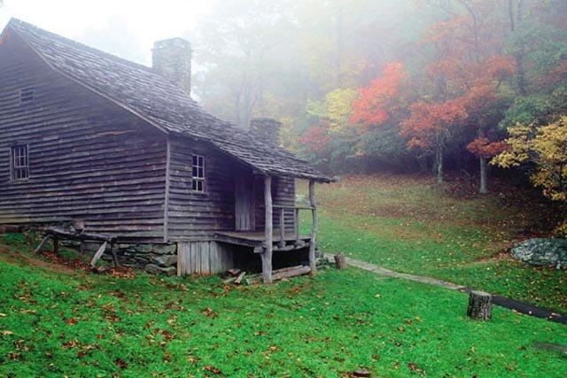 The Brinegar Cabin