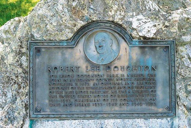 Robert Lee Doughton
