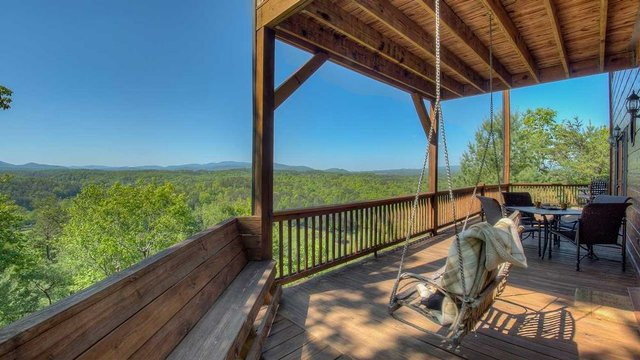 Escape to Blue Ridge