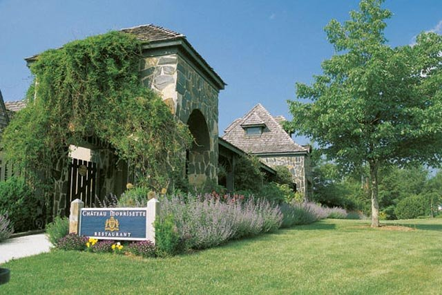 Chateau Morrisette Vineyard and Winery
