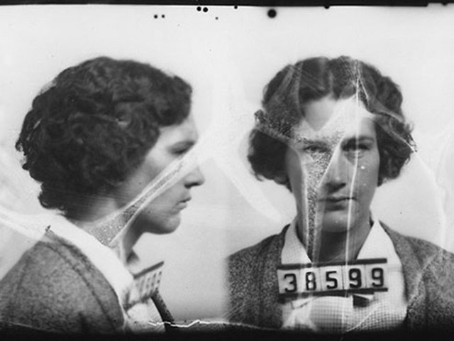 Mugshot of Edith Maxwell