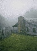 The Lige Gibbons cabin
