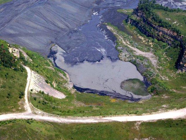 Sludge Dam