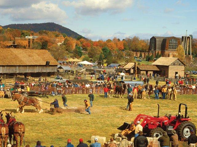 Ferrum Folklife Festival