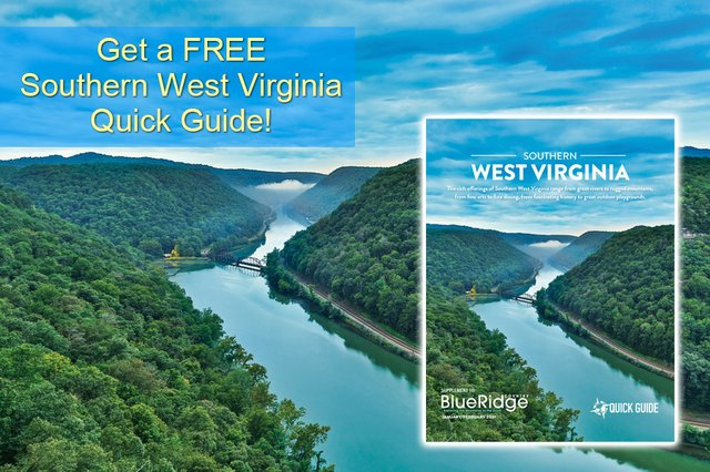 Get a FREE Southern West Virginia Quick Guide