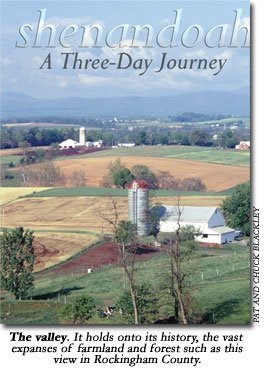 Shenendoah Three-Day Journey