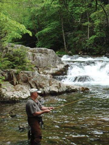 Reader favorites the blue ridge outdoor bucket list for Fly fishing blue ridge ga