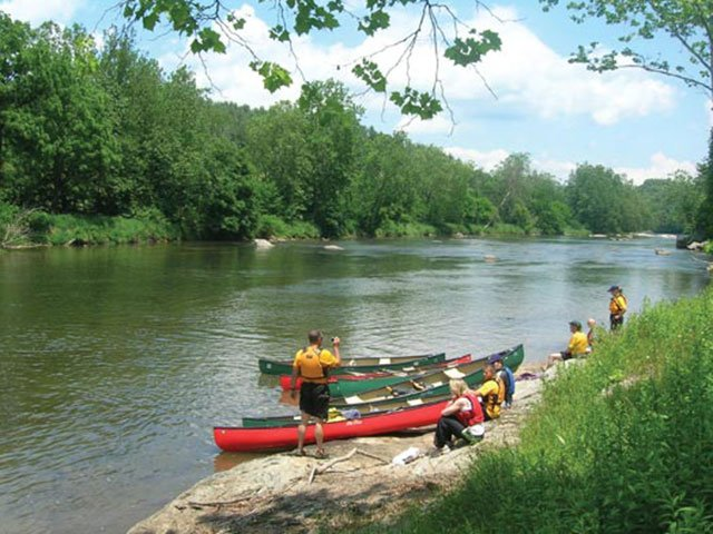 New River Canoeing