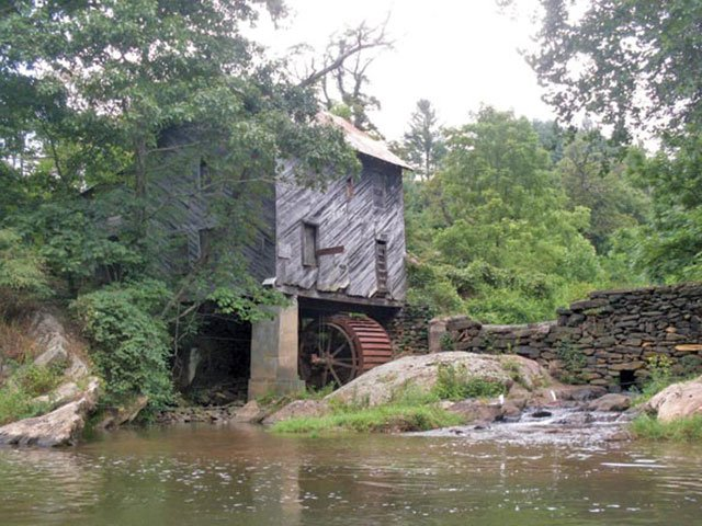 Dog Creek Mill