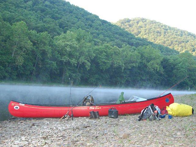 Canoe Potomac