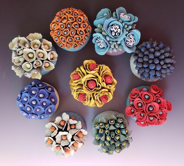Kim Lashley Sutliff_Flower wall tiles assorted.jpg