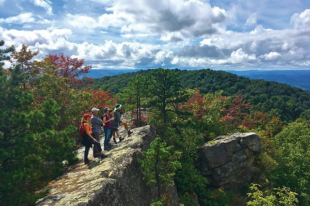 Greg-Abernathy---KNLT-outing-along-the-Great-Eastern-Trail-–-Pine-Mountain-Section-(Letcher-County,-KY-)~-photo-by-Greg-Abernathy,-KNLT.jpg