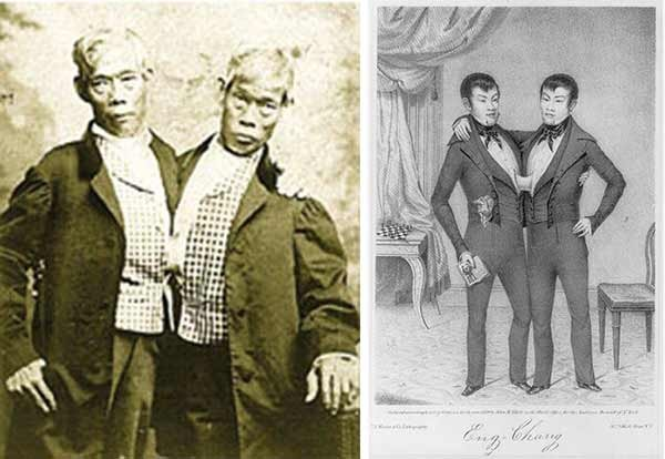 an overview of the chang and eng bunkers life siamese twins Chang and eng bunker top our list because they are probably the most famous among all the conjoined twins indeed, theirs is the reason the expression 'siamese twins' was coined they were born on may 11, 1811, in samutsongkram, a province of what is now thailand but was then known as siam.