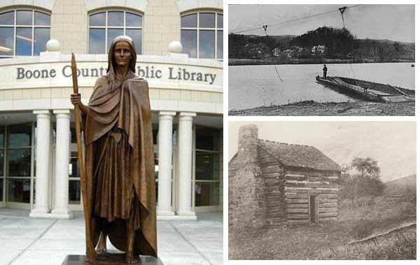 Mary Draper Ingles' Return to Virginia's New River Valley